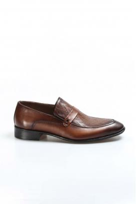 Hakiki Deri Taba Erkek Klasik Ayakkabı 851MA5141