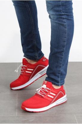 Kırmızı Erkek Serisonu Ayakkabı 865MA5015