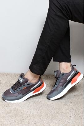 Füme Oranj Erkek Sneaker Ayakkabı 865MA5036
