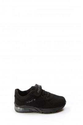 Siyah Unisex Çocuk Sneaker Ayakkabı 877PA105P