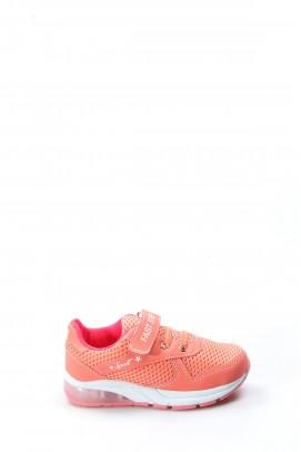 Somon Fuşya Unisex Çocuk Sneaker Ayakkabı 877PA105P