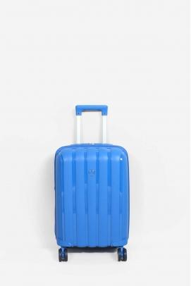 Saks Mavi Unisex Küçük Boy Bavul 897CABAVULU