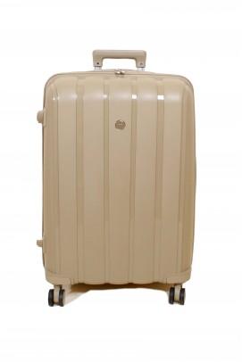 Şampanya Unisex Orta Boy Bavul 897CABAVULO