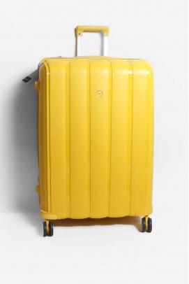Sarı Unisex Büyük Boy Bavul 897CABAVULB