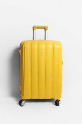Sarı Unisex Orta Boy Bavul 897CABAVULO