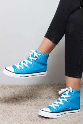 Turkuaz Kadın Sneaker Ayakkabı 919ZA1000