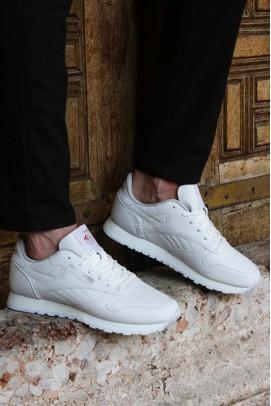 Beyaz Unisex Yürüyüş Ayakkabı 923XA063BST