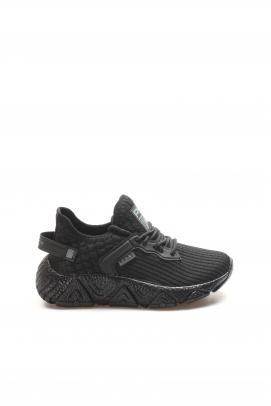 Siyah Unisex Çocuk Sneaker Ayakkabı 925FA40