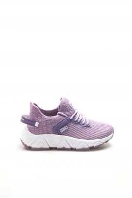 Lila Unisex Çocuk Sneaker Ayakkabı 925FA40