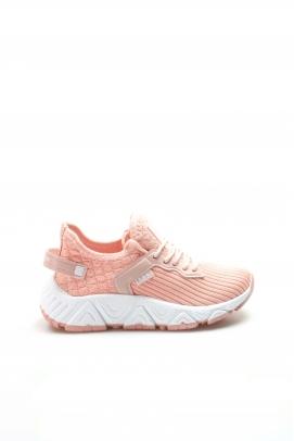 Pudra Unisex Çocuk Sneaker Ayakkabı 925FA40