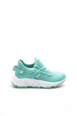Su Yeşili Unisex Çocuk Sneaker Ayakkabı 925FA40
