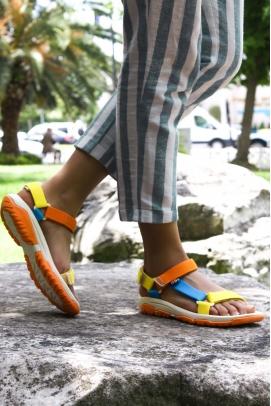Ortopedik Multı Kadın Klasik Sandalet 981ZA9999