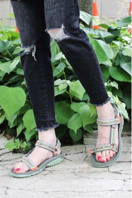 Ortopedik Hakı Dıjıtal Kadın Klasik Sandalet 981ZA9999