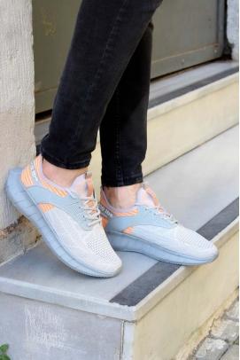 Buz Oranj Erkek Sneaker Ayakkabı 985MA017V